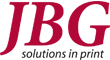 JBG Printers Logo